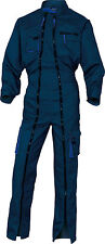 Delta Plus Panoply M2CDZ Mach2 Mens Double Zip Work Overalls Coverall Boilersuit