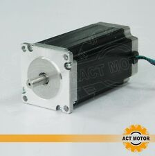 hot !!  Nema 23 Stepper Motor 112mm, 425oz,3A &4.2A, single & dual  CE,ROSH