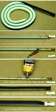 Sponge Bar Strip for Singer Silver Reed Knitmaster SK155 SK151 SK150 SK890 SK860