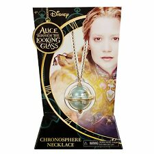 Disney Alice Through The Looking Glass Chronosphere Necklace *NEW*