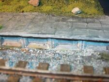 1/35 Scale Railway / Train Platform Extension set