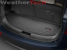 WeatherTech Cargo Liner for Hyundai Santa Fe - Behind 3rd Row - 2013-2017 -Black