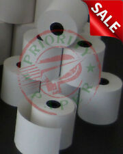"VERIFONE vx520 (2-1/4"" x 50') THERMAL RECEIPT PAPER - 6 ROLLS **FREE SHIPPING**"