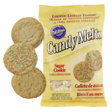 Sugar Cookie Limited Edition Candy Melts 283g By Wilton