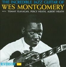 Wes Montgomery / The Incredible Jazz Guitar of Wes Montgomery (CD) Percy Heath