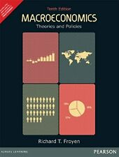 Macroeconomics : Theories and Policies by Richard T. Froyen