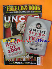 rivista UNCUT 140/2009 CD Bon Iver Jimmy Page Kinks Portishead Doors Smiths