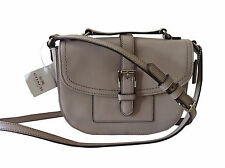 COACH CHARLIE LEATHER ANDERSON CROSS BODY HANDBAG F51286 $188 PUTTY BAG (sale)