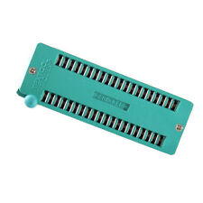 40-pin ZIF/ZIP/DIP IC Logic Chip Socket