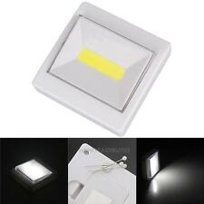 Portable LED Night Light COB Flashlight Magnetic Working Torch Lamp Tent Light