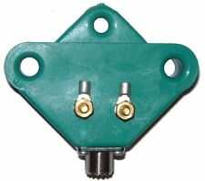 Jetstream JTCE1GN2 - Center Insulator for Dipole Amateur Radio Antennas - GREEN