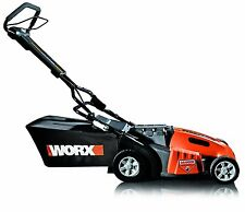 WORX WG788 19-Inch 36 Volt Cordless 3-In-1 Lawn Mower With Removable Battery