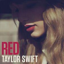 Red von Taylor Swift (2012), Neu OVP, CD