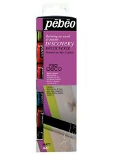 PEBEO P.BO DECO MATT 6 x 20ML ACRYLIC PAINTS SET MATTE DECORATE HOBBY CRAFT ART