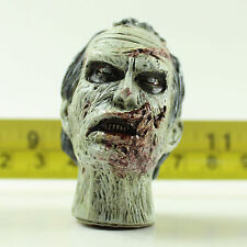 TA46-34 1/6th Scale Horrible Zombie Head Scuplt
