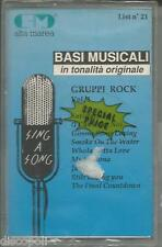 BASI MUSICALI - Gruppi Rock vol. 1 - MC SEALED