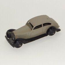 Dinky Toys No 30b Rolls Royce - Smooth Hubs Unboxed