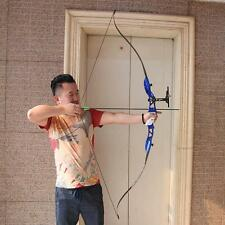 30Lb Archery Takedown Recurve Bow Alloy Right Hand Hunting Practice Shooting Set