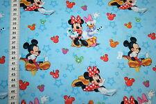 Original Walt Disney  Baumwolle Stoff Minnie Maus 1m