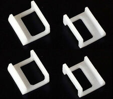 Jobo 07083 White retaining clips (set of 4)