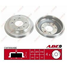 Bremstrommel, 1 Stück ABE C6F006ABE