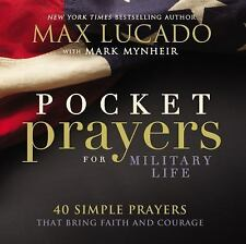 Pocket Prayers for Military Life : 40 Simple Prayers That Bring Faith and Courag
