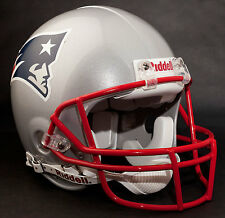 TOM BRADY Edition NEW ENGLAND PATRIOTS Riddell AUTHENTIC Football Helmet NFL