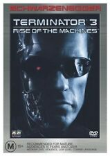 Terminator 3: Rise of the Machines DVD NEW