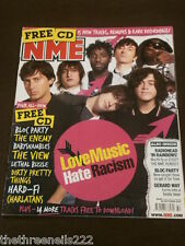 NME - LOVE MUSIC HATE RACISM - OCT 20 2007