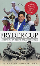 The Ryder Cup - A History of Golf's Greatest Match - USA Europe Golf Tournament