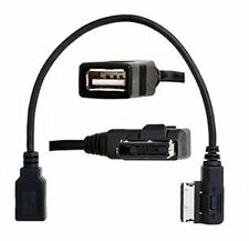 USB Audi Music Interface AMI MMI AUX Cable for A3 A4 A5 A6 A7 A8 Q5 Q7 R8