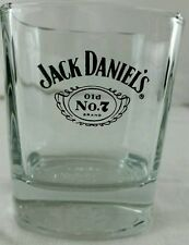 Jack Daniels number 7 Whiskey Glass Fast Shipping