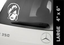 David Bowie  Vinyl Decal  Bumper Sticker Anonymous