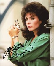 AUTOGRAPHE SUR PHOTO 20 x 25 de Stepfanie KRAMER (signed in person)