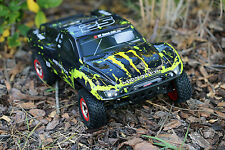 Body with Mud for 1/10 Traxxas Slash TRA 6820 Slayer Shell Cover RC Car 1:10