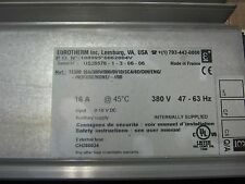 EUROTHERM TE300 16A Solid State SCR Power Controller