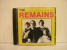 """The Remains (CD) Import 1985 France #FC 012 CD """"Diddy Wah Diddy"""""""