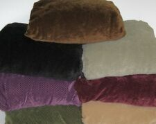 PIQUE T CUSHION SOFA/COUCH COVERS--PURPLE--ALSO COMES IN GALWAY STYLE-SEE STORE