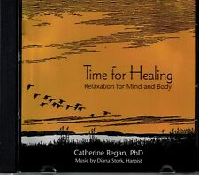 CATHERINE REGAN, PhD - TIME FOR HEALING - RELAXATION FOR MIND & BODY - MINT CD