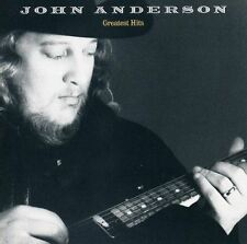 Greatest Hits by John Anderson NEW! CD ,FREE SHIP! COUNTRY HONKY TONK MUSIC