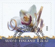 Finland 2004 Used - Orchid Flower - First Day Cancel