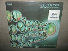 FOUR TOPS Meeting of the Minds RARE SEALED NM Gatefold LP 1974 DSD-50166 HoleCut