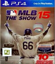 MLB 15: The Show 10th Anniversary Edition (PS4)