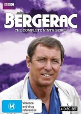 Bergerac - The Complete Ninth Series NEW R4 DVD