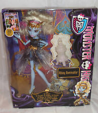New Monster High 13 Wishes Abbey Bominable Exclusive Rare doll UK SELLER Mattel