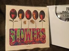 Rolling Stones - Flowers MONO 180 GRAM Vinyl LP 2016 new sealed from 2016 box