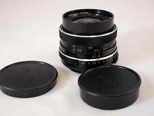 Carl Zeiss f2.8 35mm Distagon Lens (Rollei Fit)- Unusual Markings