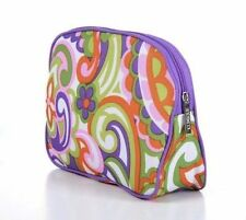 CLINIQUE Retro Cosmetic Make up Bag Case Travel Toiletry FREE FAST P/P