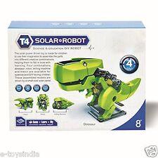 T4 Solar Robot kit
