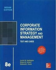 Corporate Information Strategy and Management : Text and Cases by Lynda M. Ap...